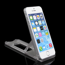 Universal Adjustable Stand Holder For iPad iPhone Tablet PC - $5.35