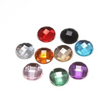 9 x Diamond Home Button Stickers Paster For iPhone iPad iPod - $5.35