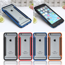Nillkin TPU+PC Bumper Frame Shockproof Armor Case For iPhone 6 Plus - $14.05