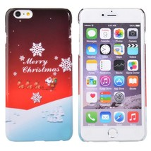 Christmas Gift Christmas Pattern Back Case Cover For iPhone 6 Plus - $5.79