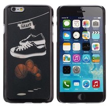 PC Protection Case Shoes 3D Pattern Back Cover For iPhone 6 - $5.64