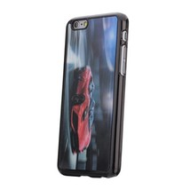 Sports Car 3D Pattern PC Back Cover Protection Case For iPhone 6 - $5.64