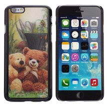 Little Bear 3D PC Protection Back Cover Case For iPhone 6 - $5.64