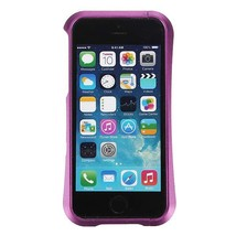 Luxury Design Metal Frame Protector Hard Case Cover For iPhone 5S - $10.43