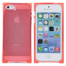 TPU Cool Transparent Soft Protective Case For iPhone5 5S - $5.64