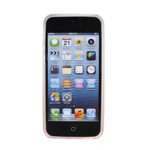 Ultra Slim Transparency Color Gradient Case For iPhone5 5S - $5.37