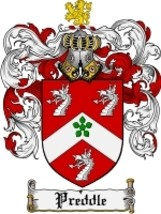 Preddle Family Crest / Coat of Arms JPG or PDF Image Download - $6.99