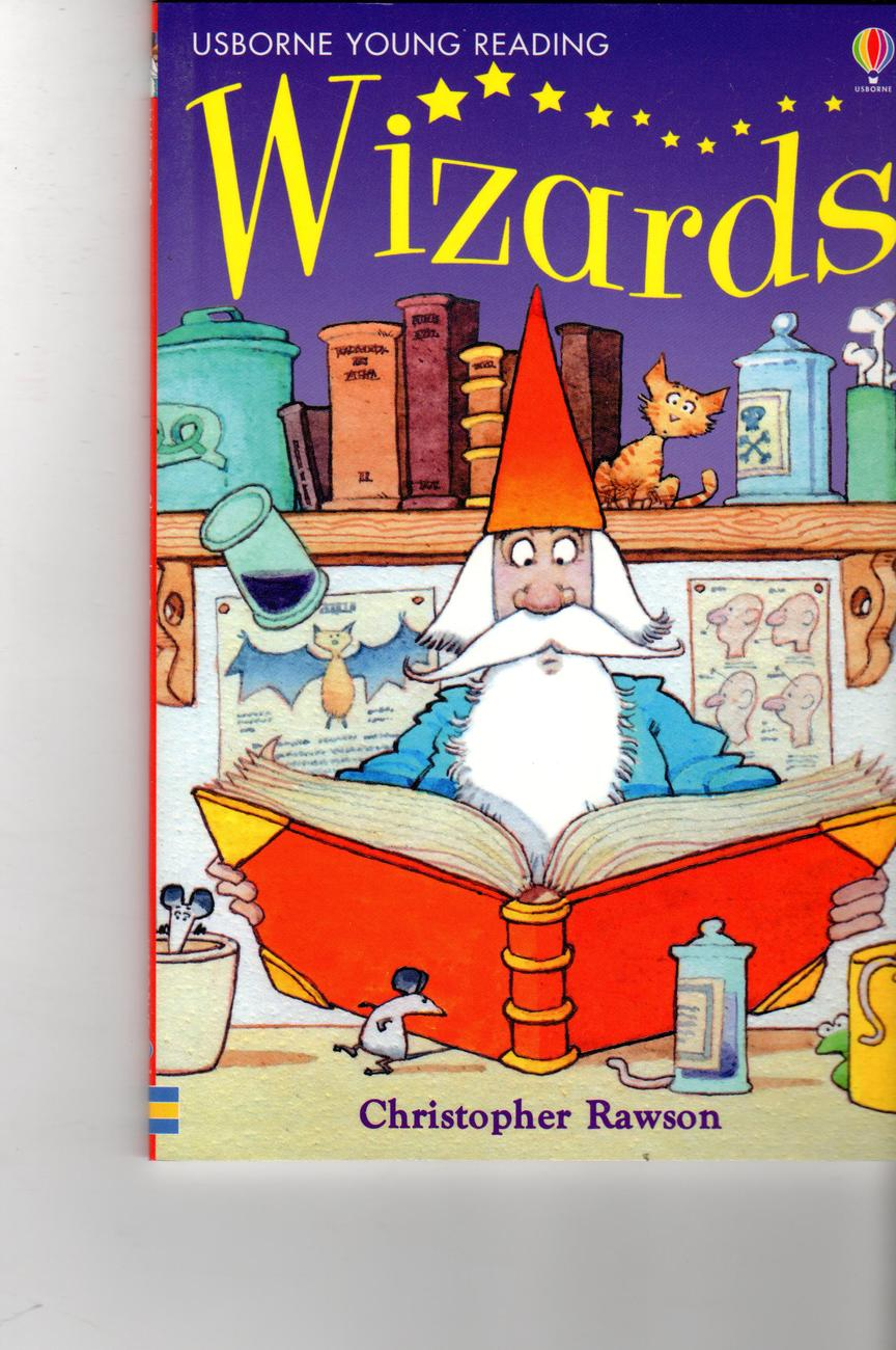 Primary image for Wizards