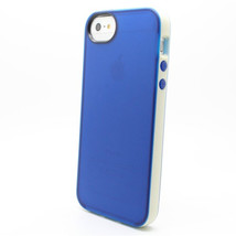Fashionable Dual Color TPU Soft Case Cover For iPhone 5 5S - $6.66