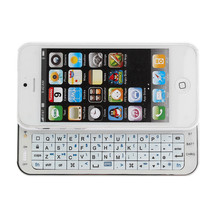 Ultra Thin Slide Out Bluetooth Wireless Expand Keyboard For iPhone 5 - $24.35