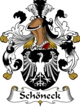 Schoneck Family Crest / Coat of Arms JPG or PDF... - $6.99