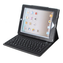 Wireless Bluetooth 3.0 Keyboard Leather Case Stand For iPad 3 2 - $44.83