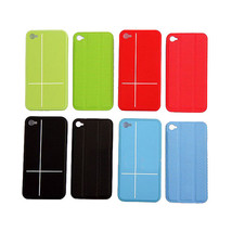 iPhone 4 4S Magnetic Adsorption Smart Cover Multi-function Stand Case - $12.56