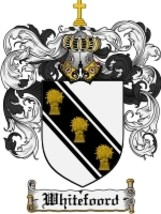 Whitefoord Family Crest / Coat of Arms JPG or PDF Image Download - $6.99