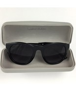 Calvin Klein Sunglasses Black Platinum 3188S 52MM Mens or Womens - $39.55