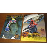 X-Men ArchAngel Warren Embossed Foil 95 Fleer Ultra Trading Cards Lot Rare! - $9.99