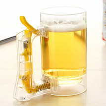 Cup Of Beer Can Make Beer Bubbles - $14.83