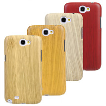 PC Water Transfer Wood Cover Case For Samsung Galaxy Note2 N7100 - $8.98