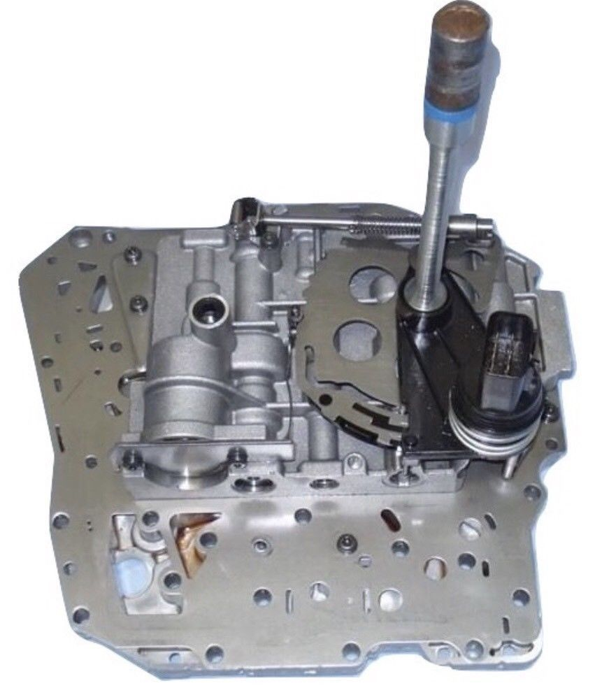42RLE Jeep Transmission Valve Body '1-plug Lifetime Warranty