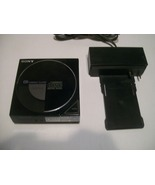 Sony CD Compact Player D-5A Discman D-50 adapter As Is - $59.95