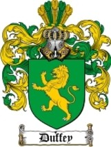 Duffey Family Crest / Coat of Arms JPG or PDF I... - $6.99