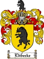 Ebbecke coat of arms download