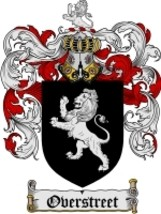 Overstreet Family Crest / Coat of Arms JPG or PDF Image Download - $6.99