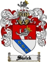 Swick Family Crest / Coat of Arms JPG or PDF Image Download - $6.99