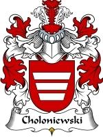 Choloniewski coat of arms download