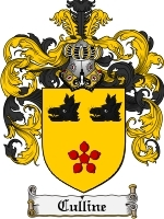Primary image for Culline Family Crest / Coat of Arms JPG or PDF Image Download