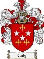 Culy coat of arms download