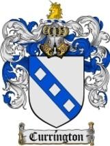 Currington Family Crest / Coat of Arms JPG or P... - $6.99