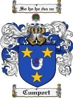 Cumport coat of arms download