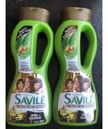 2x SAVILE SHAMPOOS WITH ARGAN OIL FOR SMOOTH & SHINE/ACEITE DE ARGAN 750 ML - $18.99