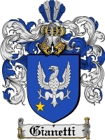 Gianetti coat of arms download