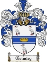 Grimley Family Crest / Coat of Arms JPG or PDF Image Download - $6.99