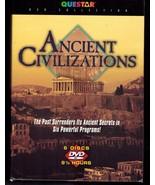 Questar Ancient Civilizations 6 Disc DVD Set - $19.55
