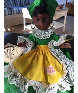 "Original Gambina Doll ""Cleo"" Market Lady with tags attached! New Orleans... - $17.81"