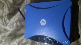 Motorola 3347-02-100Q DSL modem, no cord included - $15.99