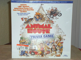 Animal House Trivia Board Game   New - $14.99