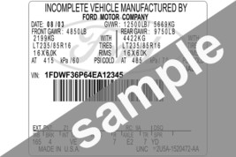 Ford Decal: 1 customer review and 43 listings