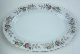 """Regency Rose 2345 by Creative Fine China Serving Platter 12 1/4""""""""  Japan - $23.36"""