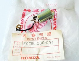 Honda CD125 CL125 A SS125 Condenser Nos - $16.65
