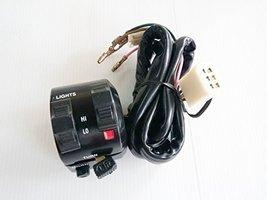 Yamaha DT100 ('76) DT250 ('74/'76) DT360 ('74) DT400 ('76) Handle Switch... - $16.65