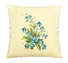 Vietsbay Pots of Flowers 5 Prints Decorative Pillows Cover Cushion Case ... - €12,24 EUR
