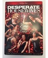 Desperate Housewives DVD Set Complete Season 2 ... - $10.00
