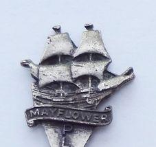 Collector Souvenir Spoon USA Massachusetts Plymouth Plimouth Plantation Gish - $14.99