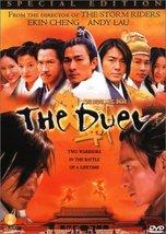 The Duel [DVD] (2001) Andy Lau; Ekin Cheng; Nick Cheung; Wei Zhao; Krist... - $14.88