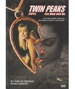 Twin Peaks: Fire Walk with Me Import [DVD] (1992) Sheryl Lee Moira Kelly... - $23.40