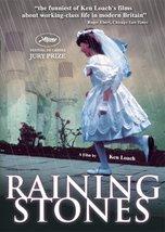 Raining Stones [DVD] (2007) Tom Hickey; George Moss; Ricky Tomlinson; Ju... - $12.88